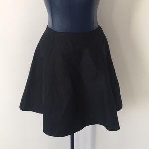 kate Spade Black Full skirt